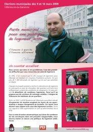 Pour télécharger ce tract n°2 - Site de la section socialiste de ...