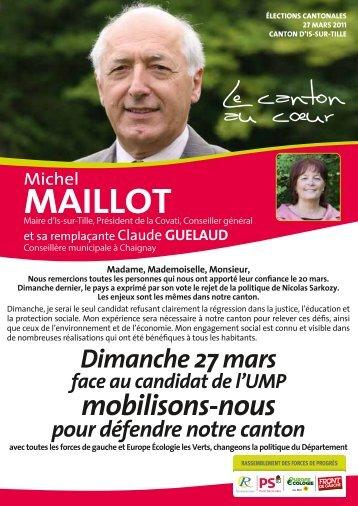 En savoir plus. - Le blog de Michel Maillot