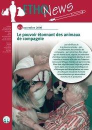 n° 113 - Le pouvoir étonnant des animaux de compagnie