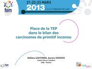 Présentation du Dr Hélène Gauthier