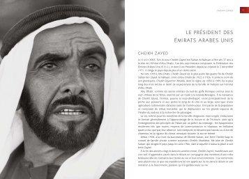 LE PRÉSIDENT DES ÉMIRATS ARABES UNIS - UAE Interact