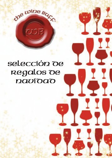 Brochure 2012 - The Wine Buff