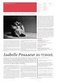 Isabelle Pousseur - Comédie de Genève - Page 2