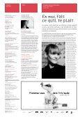 Isabelle Pousseur - Comédie de Genève - Page 4