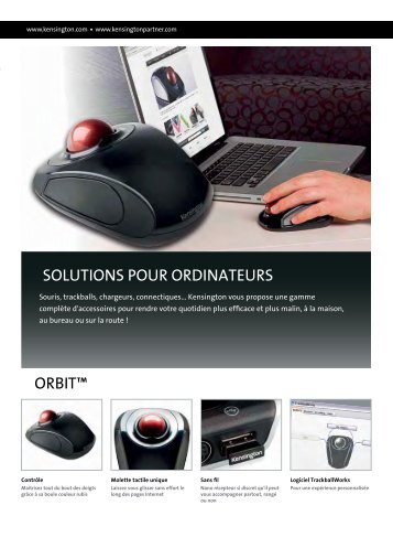 SOLUTIONS POUR ORDINATEURS ORBIT™ - Net