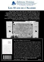 Mise en page 1 - Editions Tirésias