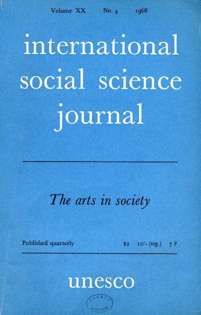 Introduction A Definition Of The Sociology Of Art