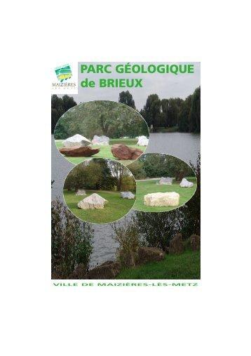 Parc géologique - Ville de Maizières-lès-Metz