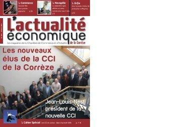 Anemo Optique - CCI de - Corrèze