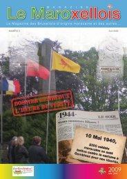 Le Maroxellois - Edition N° 2