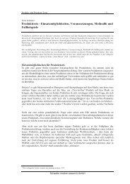 75kb - Schaefer market research GmbH