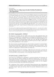 120kb - SCHAEFER market research