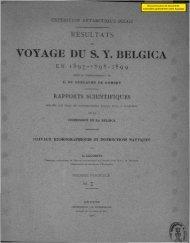 Voyage du S.Y. Belgica 1897