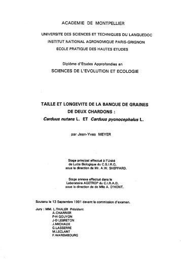 ACADEMIE DE MONTPELLIER - Le site de Li-An
