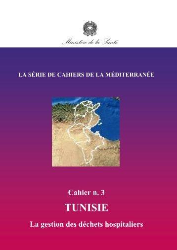 Ministère de la Santé TUNISIE - Ministero della Salute