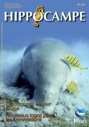 Nouveaux logos pour les Commissions Les dugongs en mer ... - Lifras