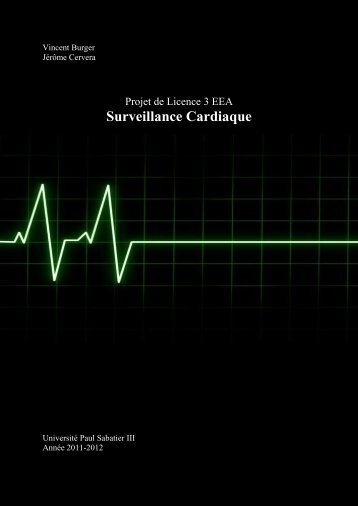 Surveillance Cardiaque - Thierry PERISSE