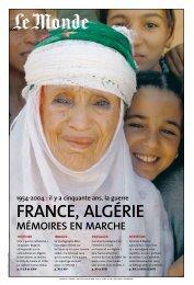 1954-2004 : il ya cinquante ans, la guerre - Le Monde