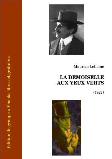 La demoiselle aux yeux verts - Rennes-Le-Château ou l'histoire d'un ...