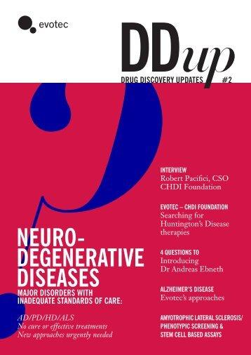 NEURO- DEGENERATIVE DISEASES - Evotec