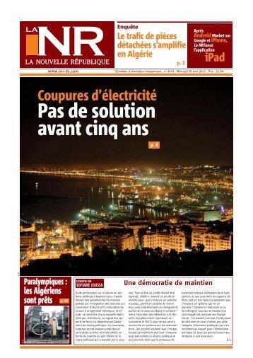 Page 04-4416cseAREZKI - La Nouvelle République