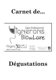 (Carnet de dégustation Vignerons Bio de Loire 2012.pub)