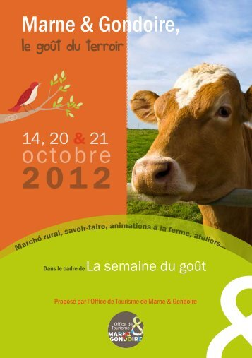 Programme complet - Communauté d'Agglomération de Marne et ...