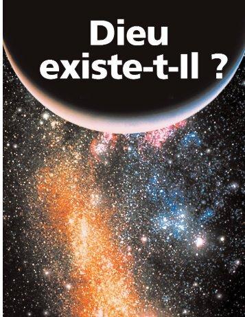 Dieu existe-t-Il - Bonnes Nouvelles - Une revue de bonne ...