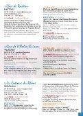 Dégustations Wine tasting Fêtes vigneronnes Wine festivities - Page 3