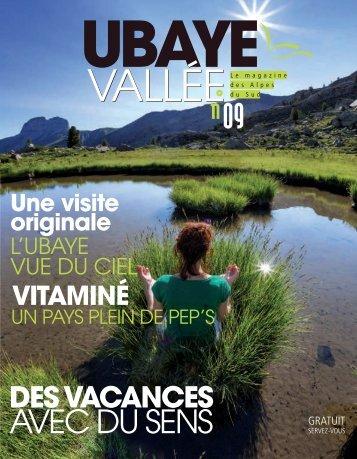 AVEC DU SENS - Vallée de l'Ubaye