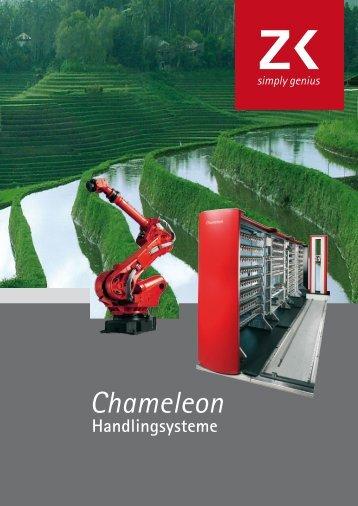Katalog Chameleon Handlingsysteme - Zimmer & Kreim