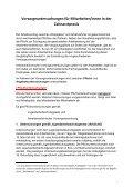 Infoblatt zur Arbeitsmedizinischen Vorsorge - Zahnärztekammer ... - Page 2