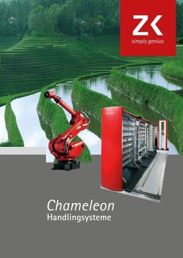 Katalog chameleon handlingsysteme zimmer kreim for Zimmer und kreim