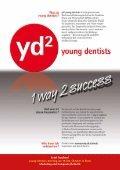 1. Zahnärztinnen- - Zahnärztekammer Niedersachsen - Page 2