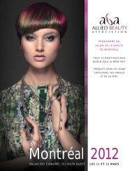 ABA Montreal 2012 Program - Allied Beauty Association - ABA