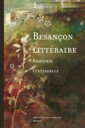 Besançon littéraire