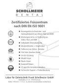 Kontroversen in der Zahnmedizin« - Zahnärztekammer Niedersachsen - Page 2
