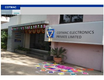 COTMAC - Siemens India