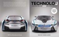revue de la joie autoMoBile technoloj - La presse magazine