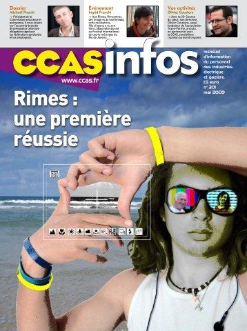 Qui sème en vacances, récolte la conscience - CCAS