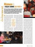 Qui sème en vacances, récolte la conscience - CCAS - Page 4