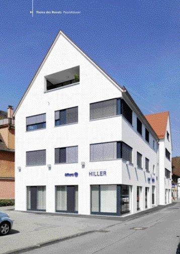zum Medienstar - Franz Walser Holzbau GmbH