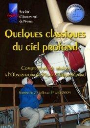 Compte rendu de mission.pub - Société d'Astronomie de Nantes