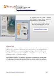 Page suivante - Alienor