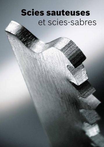 Scies sauteuses et scies-sabres - Bosch