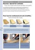 Scies sauteuses et scies-sabres - Bosch - Page 4