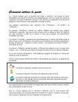 Guide RÉVA pour la sécurité des aînés à domicile - Centre de santé ... - Page 7