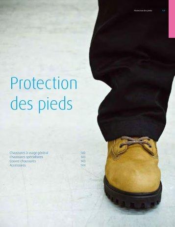 Protection des pieds - Linde Canada
