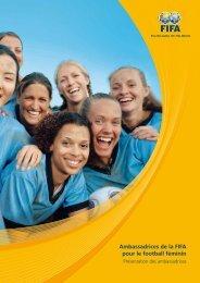 Ambassadrices de la FIFA pour le football féminin - FIFA.com