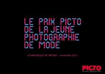 COMMUNIQUÉ DE PRESSE - novembre 2011 - Broncolor